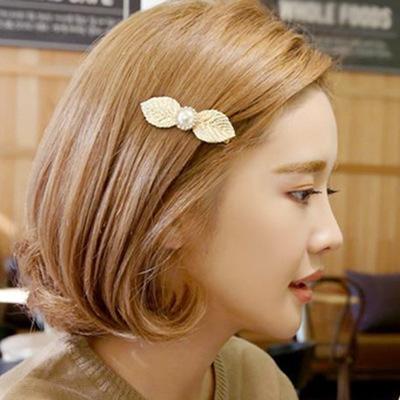 Elegant Metal Hair Clips