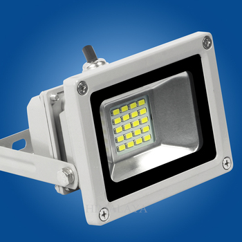 Toika  6pcs/lot 10W 20W 30W 50W 70W 100W Reflector Led Flood Light Spotlight AC85-265V Waterproof Outdoor Wall Lamp