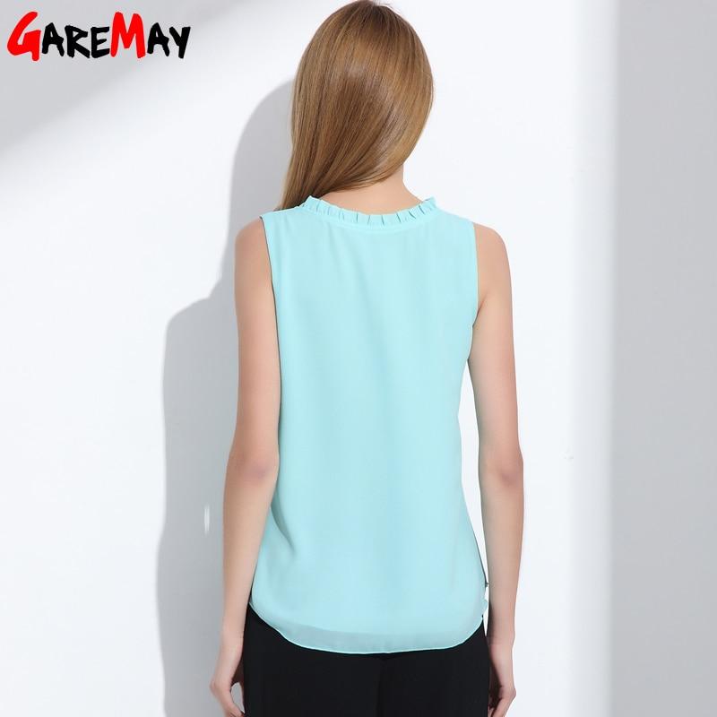 Женские блузки и Рубашки GAREMAY Camisa