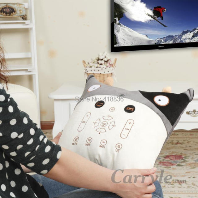 Pillow Remote Control  - Cow creative pillow promotional pillow
