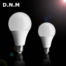 E27 Bombillas LED Bulb 3W 5W 7W 12W 15W Lampada LED Lamp AC 220V-240V High Brightness Spotlight Bulb SMD2835 Cold White Ampoule led spotlight ceiling 220v 3w 5w 7w 9w 12w 15w aluminum lampada led 240v for bedroom cold white warm white