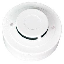 Оптический детектор дыма 2 провода обычный датчик дыма YT102C работает с любой традиционной пожарной сигнализации панель управления