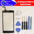 Doogee X5 Max Pro Digitizer Touch Screen 100% Guarantee Original Glass Panel Touch Screen Digitizer For X5 Max Pro Free Shipping