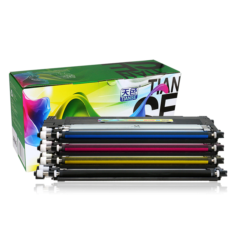 1Set for CLT-K406S K406S C406S Y406S 406S toner cartridge for Samsung CLP 360 365W 366 CLX 3305 3305W 3306FH Xpress C410W C460FW clt k406s c406s m406s y406s 406 406s toner cartridges for samsung xpress clp 360 365 365w 366w clx 3305 3305w 3306fn printer