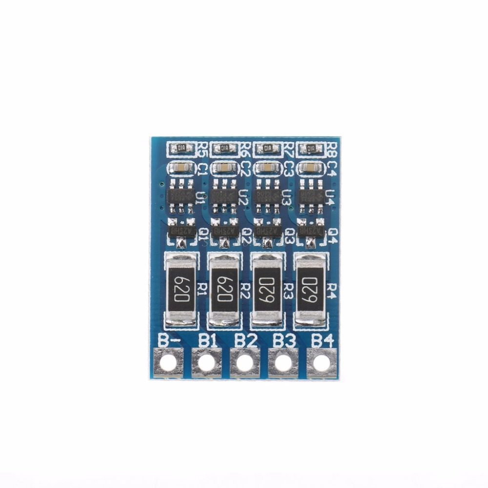 3S 4.2V Li-ion Cell Balancer Board Full Charge Battery Power Supply Balance Charge Module