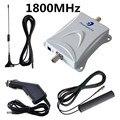 GSM 3G LTE 4G PCS 1800 MHz Mobile Phone Signal Booster Amplificador Kit Para O Uso Do Carro Frete grátis