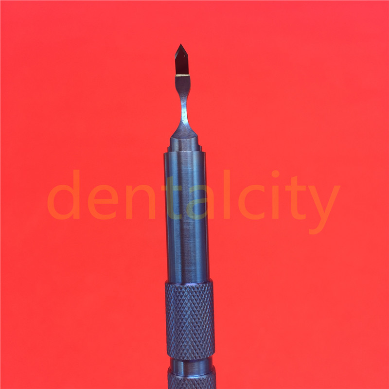 Best Black Diamond Keratome 3.00mm ophthalmic eye surgical ophthalmic instruments Elbow Double Lancet ophthalmic hydrogel