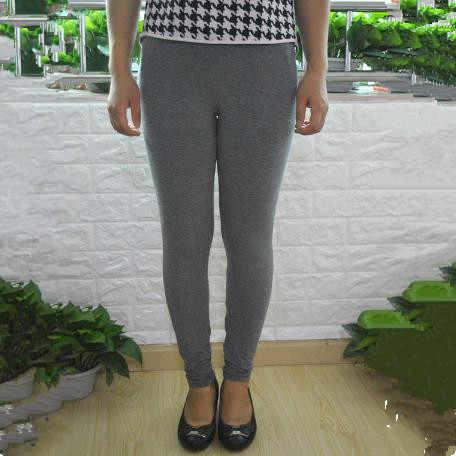 Vrouwen Broek 2019 Lente Vrouwen Stretch Stof Hoge Taille Skinny Broek Plus Size 8XL 9XL Sexy Pakket Zwarte Capri JV673