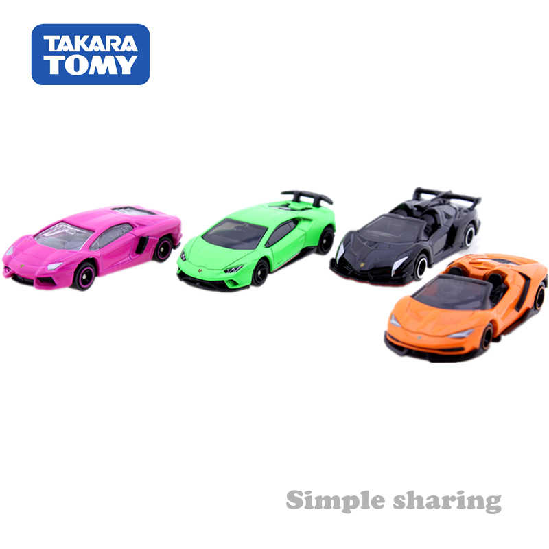 TAKARA TOMY Tomica Gift LAMBORGHINI SPECIAL SET Mini Car