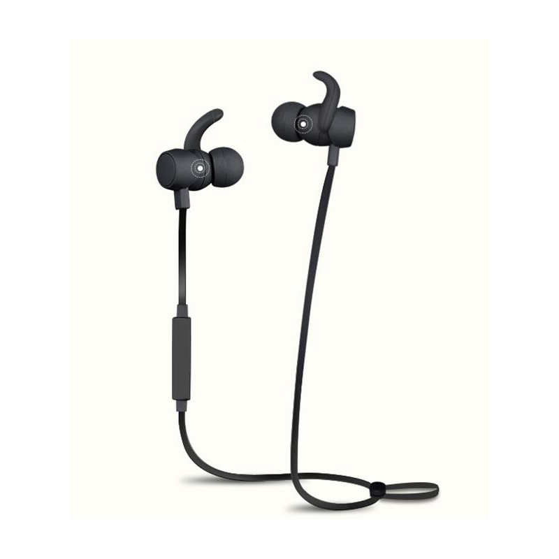 stereo bluetooth 4.1 headphones wireless sports earphones IPX4-rated sweatproof aptx headset with MIC for iphone 5s 6 7 huawei