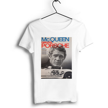 цена на Steve Mcqueen Men T Shirts Short Casual Modal O-Neck Wholesale T Shirts Jersey China round T-shirt Punk Style Round T-shirt
