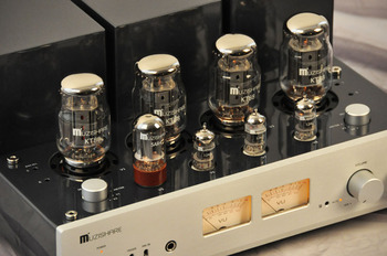 Latest MUZISHARE X7 Push-pull Stereo KT88 Valve Tube Integrated Amplifier Phono Preamp 45W*2 Power Amp 1