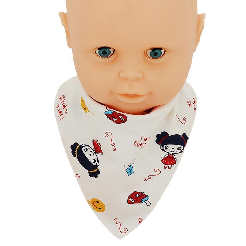1Pcs Baby Bibs Feeding Stuff Girl Toddler Accessories For Newborns Clean Safe Saliva Towel