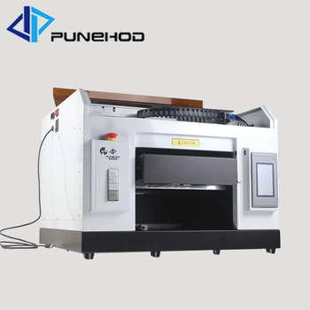 DTG printer a3 size cotton fabric digital textile printing machine for garment fabric