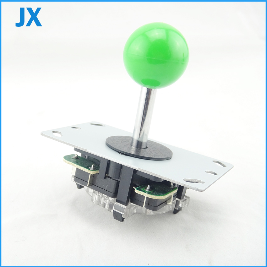Green Head Official original Sanwa joystick with 5 Pin Wiring Harness for Arcade Game Machine accessories green head official original sanwa joystick with 5 pin wiring