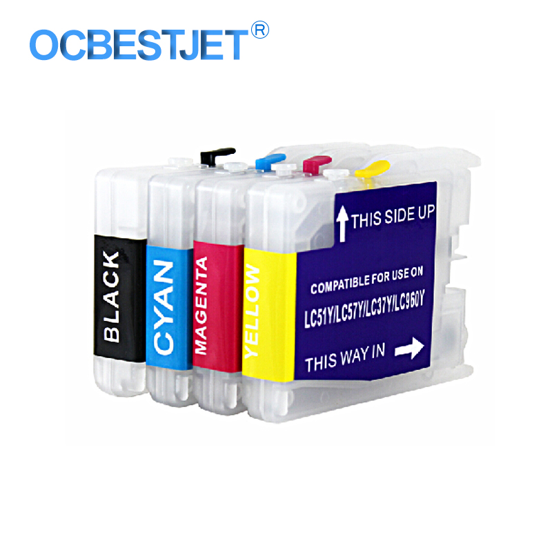 Refillable ink Cartridge CISS for Brother MFC-845CW MFC-885CW