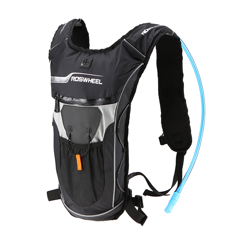 ROSWHEEL Waterproof Cycling Backpack MTB Bike Hydration Backpack Lightweight Sport Travel Backpack Water Bag Hydration backpac