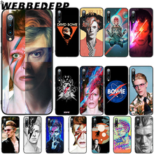 WEBBEDEPP David Bowie Soft TPU Case Cover for Xiaomi Mi 6 8 A2 Lite 6 9 A1 Mix 2s Max 3 F1 Case webbedepp little mix soft tpu case cover for xiaomi mi 6 8 a2 lite 6 9 a1 mix 2s max 3 f1 case