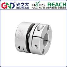 Shaft Couplings GS aluminum alloy single diaphragm clamping flexible couples accessorie not disc