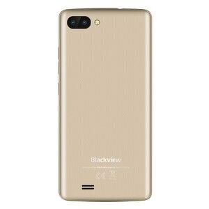 Image 5 - Blackview A20 смартфон с 5,5 дюймовым дисплеем, процессором MT6580M, ОЗУ 1 ГБ, ПЗУ 8 ГБ, 5 МП, 3G, Android Go 18:9