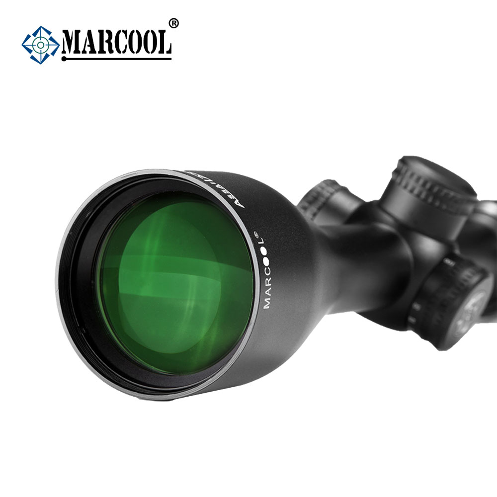 MARCOOL ALT 4 16X44 SF Side Focus Hunting Optical Sight Airsoft Air Rifle Guns Riflescopes With Scope 11mm/20mm Rings Mount