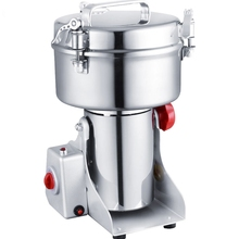 1000g multifunktionale Chinesische medizin grinder/getreidequetsche Schwing-typ edelstahl lebensmittel-mühle Elektrische pfeffermühle