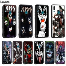 Lavaza Kiss Band Rock Case untuk HUAWEI Mate 20 Honor Note 6A 7A 7C 7X 8C 8X9 10 nova 3i 3 Lite Pro Y6 2018 Perdana(China)