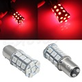 NOVO 1157 BAY15D Vermelho 24 5050 SMD LED Car Parar Cauda Brake Light Bulb