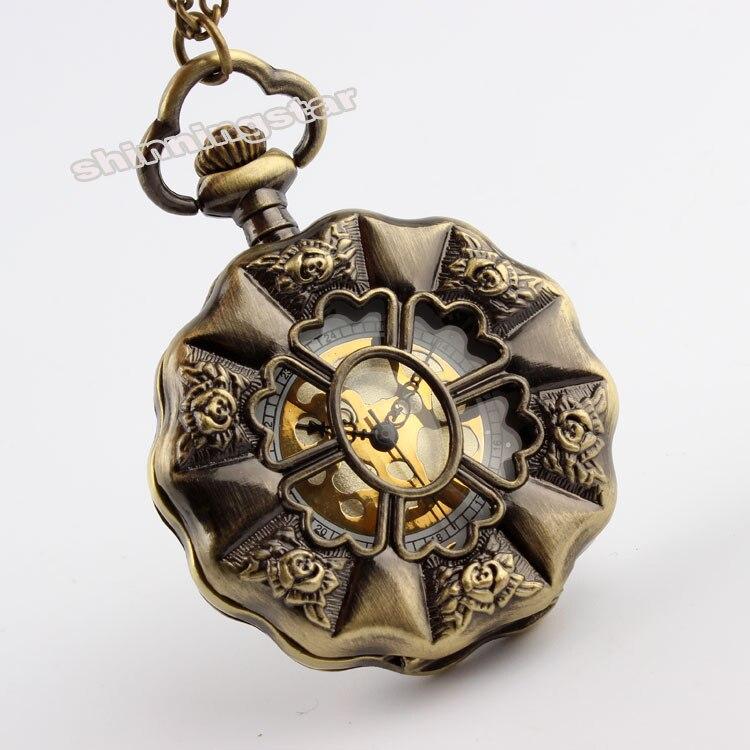 Steampunk taschenuhr  Aliexpress.com : Bronze Voller Stahl Steampunk Taschenuhr Vintage ...