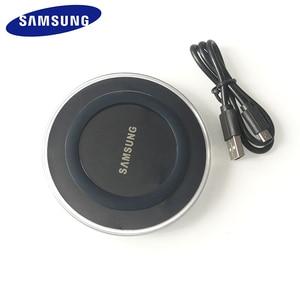 Image 4 - Cargador inalámbrico QI de 5V/2A con panel de carga con cable micro usb para Samsung Galaxy S7 S6 EDGE S8 S9 S10 Plus, para Iphone 8 X XS MAX XR
