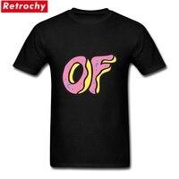 Пользовательские короткий рукав Святого Валентина Odd Future рубашки создать мужчин плюс размер дизайн футболки