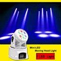105 Вт DMX512 Перемещение Головы led Этап Свет Лампы Диско DJ Light Motion Luces дискотека Света Партии