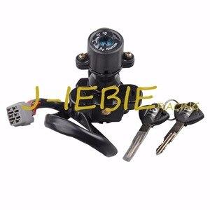 Interruptor de ignição Bloqueio Com chaves Para Suzuki GSXR 600/750 GSXR600 GSXR750 2006-2016 GSXR1000 GSXR 1000 2005-2017