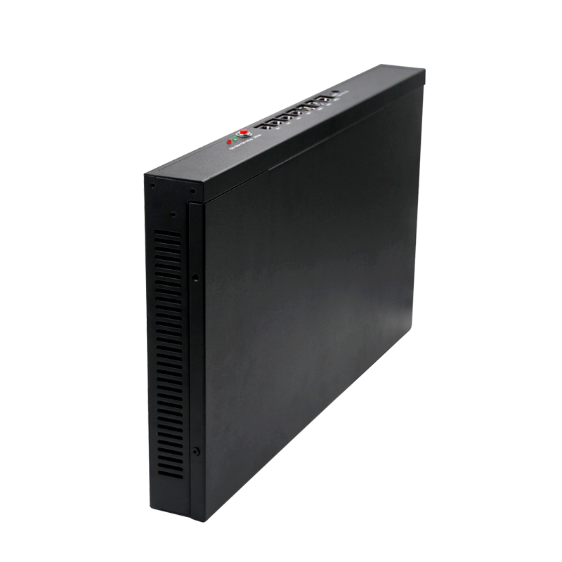 Wholesale computers 1U  rackmount chassis mini pc