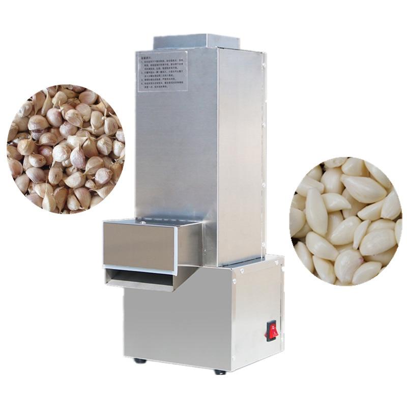 Home electric dry garlic peeling machine garlic clove peelerHome electric dry garlic peeling machine garlic clove peeler