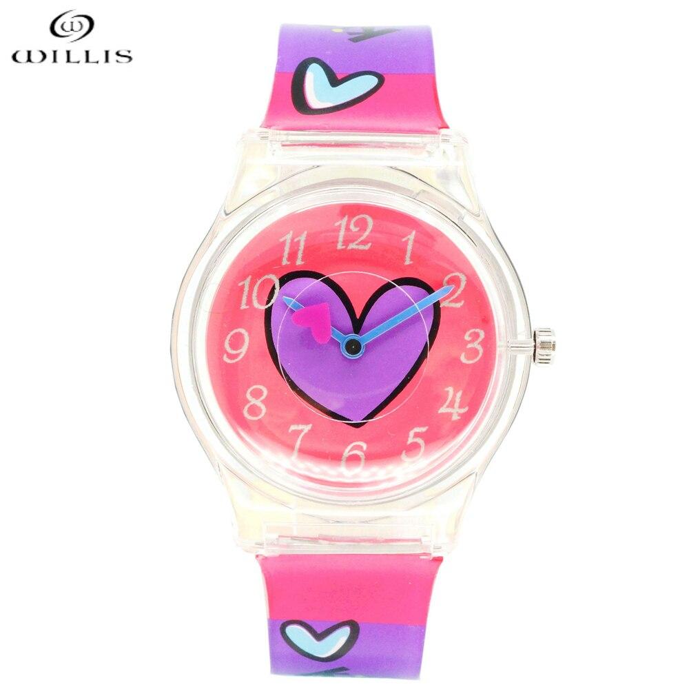 WILLIS Fashion wristwatch Harajuku Style