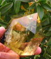 SUIRONG---410+++AAA NATURAL CITRINE SMOKY QUARTZ CRYSTAL POINT Healing
