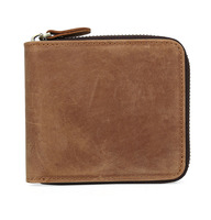 Men Real Leather Purse Credit Card Holder Fashion Wallet Coin Pocket Best Holiday Gift 90396