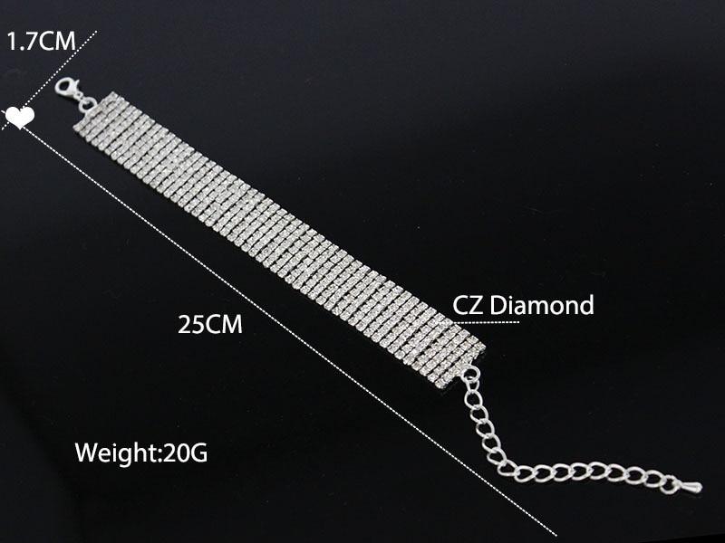 F&U Նոր ձեռագործ զոդման զոդման Crystal Charm - Նորաձև զարդեր - Լուսանկար 4