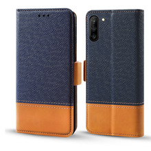 Flip Cover for Samsung Note 10 Case PU Leather with Stand Wallet Protective Shell for Samsung Note 10 Plus Case Card Holders недорго, оригинальная цена