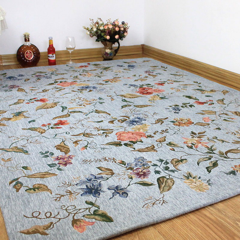 160x230cm Large Size European Modern Style Rugs And