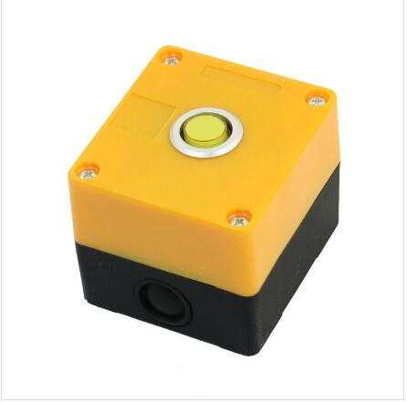 Yellow Light Push Button Station Switch Control Box Replacement SPDT 1NO 1NC quality control and safety of fruit juices nectars and dairy products
