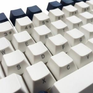 Image 4 - Conjunto de teclas estampadas laterais pbt, conjunto de teclado mecânico ansi iso cherry mx para 60%/tkl 87/104/108 mx fit anne ikbc akko x ducky