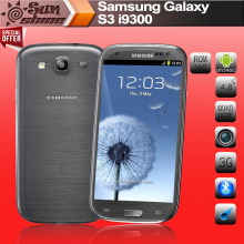 Original Samsung Galaxy S3 i9300 i9305 Mobile Phone 3G 4G Network 4 8 8MP GPS Wifi