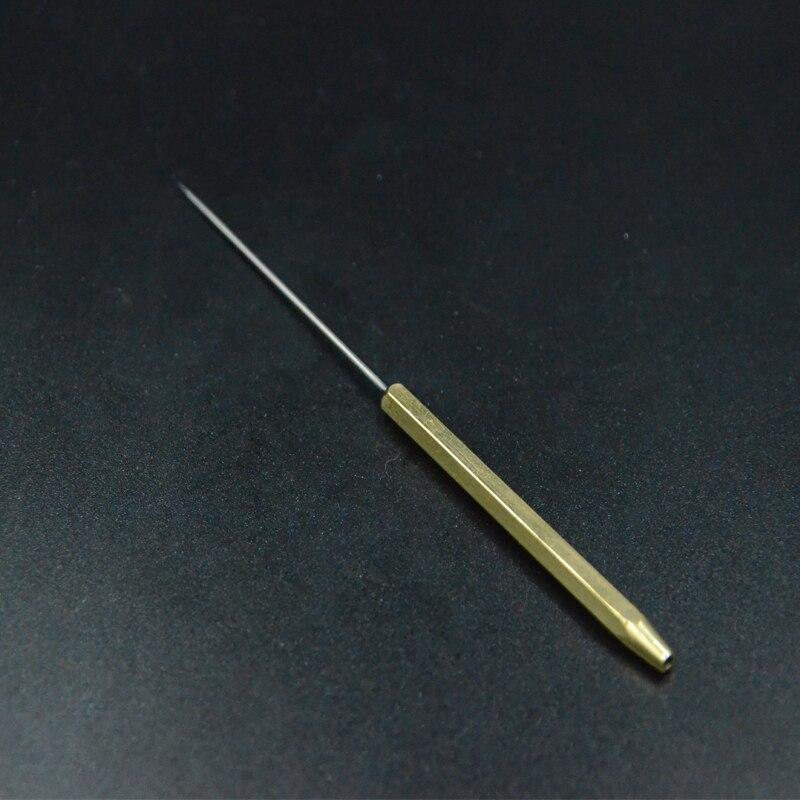 ferramenta combinação bodkin rosqueador de bobina suporte