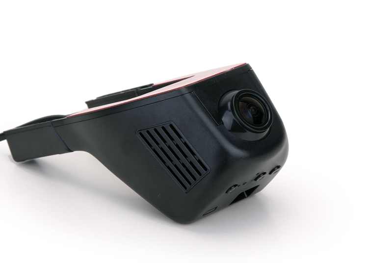 Universal Car Wifi DVR Hidden Installation HD Camera 170 Degree Support APP Control 1920 1080P G