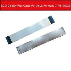 Натуральная ЖК-дисплей Дисплей шлейф для Asus Fonepad 7 fe170cg me170c me170cx k012 k017 основной платы шлейф для asus Fonepad 7