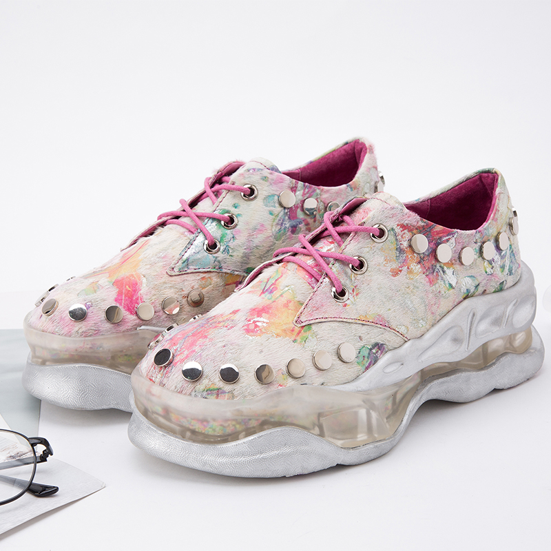 forme Plate Dames Damen Mujer Zapatos Plantes Plates Creepers Schuhe Grimpantes Nouvelles Plataforma Chaussures qfnwg8BH8