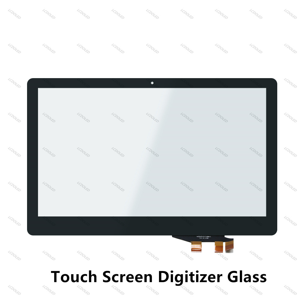 15.6For Medion Akoya S6213t MD98716 MD98879 MD98714 MD98878 Touch Screen Digitizer Glass+LCD Display Panel Assembly Replacement evaflor туалетная вода для мужчин whisky 26 whisky by whisky 100 мл