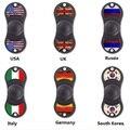 2017 de alta calidad Dedo giroscopio Giroscopio de juguete Dedo EDC fidget patrones de Encargo especial con la bandera Nacional Personalizado